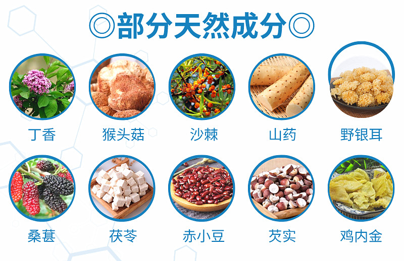 胃HP食疗法